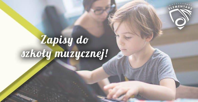Zapisy na rok szkolny 2018/2019!